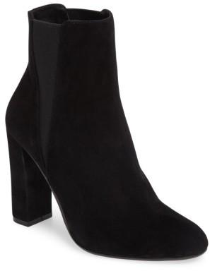 Women's Steve Madden Effect Block Heel Bootie $129.95 thestylecure.com