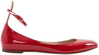 Valentino Red Patent leather Flats