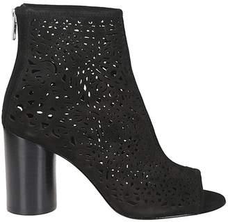 Ash Flirt Peep Toe Boots