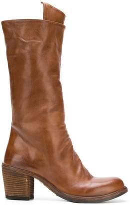 Officine Creative mid-calf boots
