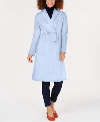 T Tahari Double-Breasted Coat