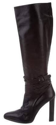 Hermes Multistrap Knee-High Boots