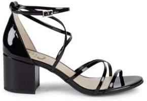 14127cbd226 Sam Edelman Black Heeled Women s Sandals - ShopStyle