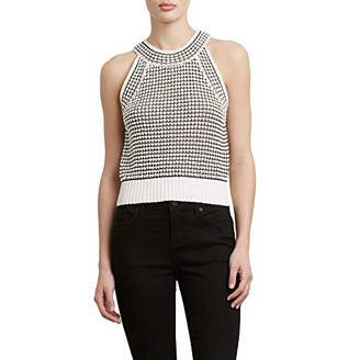 Kenneth Cole Women's Cropped Tank