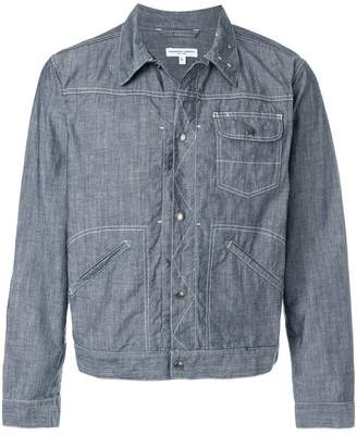 Engineered Garments patch pocket jacket