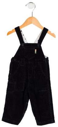 Paul Smith Boys' Corduroy Overalls