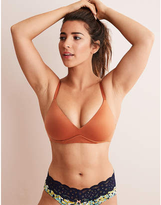 10af3284a3e22 at aerie · aerie Real Sunnie Wireless Demi Coverage Push Up Bra
