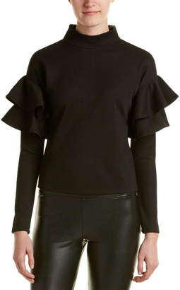 Romeo & Juliet Couture Ruffle Blouse