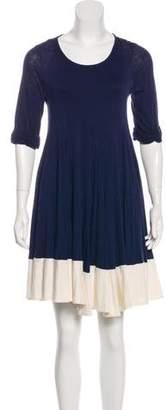 3.1 Phillip Lim Colorblock Mini Dress