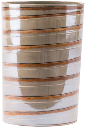 ZUO Lined Lg Vase Brown