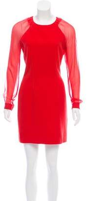 Timo Weiland Long Sleeve Mini Dress