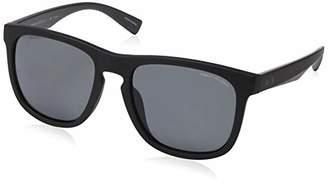 Armani Exchange Men's 0ax4058sf Non-Polarized Iridium Square Sunglasses