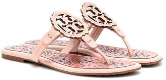 Tory Burch (トリー バーチ) - Tory Burch Miller leather sandals
