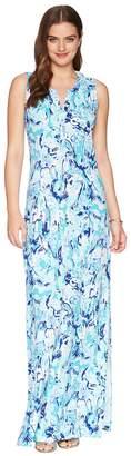 Lilly Pulitzer Essie Maxi Dress Women's Dress