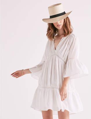 Lucky Brand HAZELL PEASANT DRESS