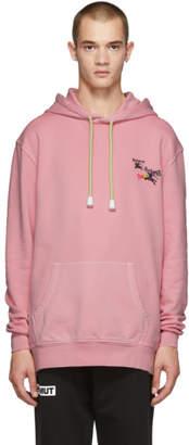 Burberry Pink Elison Hoodie