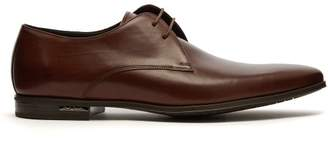 Paul Smith Coney Leather Derby Shoes - Mens - Brown