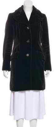 Mr & Mrs Italy Long-Sleeve Knee-Length Coat