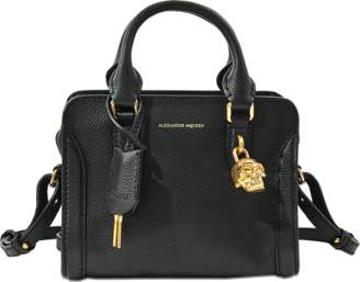 Alexander McQueen Padlock Mini bag $789 thestylecure.com