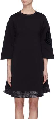 Moncler Drawcord hem dress