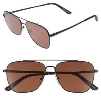 Toms Irwin 58mm Sunglasses