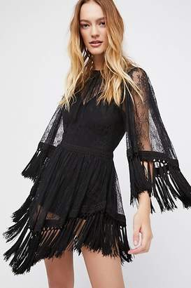 Alice McCall Are You Ready Girl Mini Dress