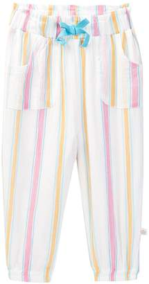 Rosie Pope Stripe Pant with Lining (Baby Girls)