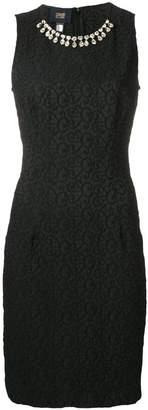 Class Roberto Cavalli embellished midi dress