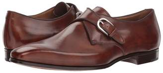 Gravati Plain Toe Single Monk Men's Shoes