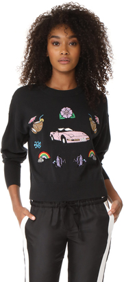 Wildfox Charlotte Sweater $210 thestylecure.com