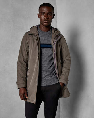 Ted Baker ROCKFRT Hooded parka