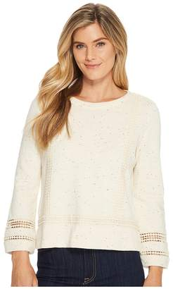 Lilla P Boat Neck Pullover Women's Clothing