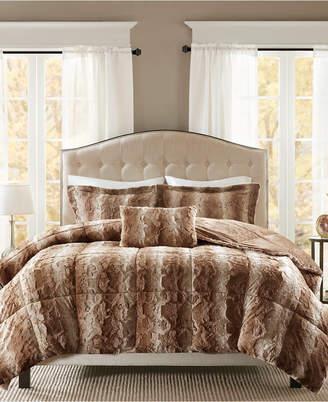 Madison Park Zuri 4-Pc. Full/Queen Comforter Set Bedding