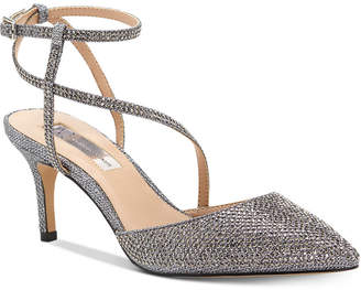 INC International Concepts I.N.C. Lenii Evening Pumps, Created for Macy's