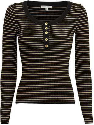 Ronny Kobo Mollie Striped Top