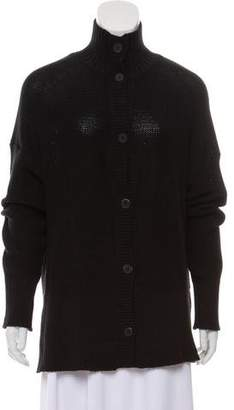 Alexander Wang Open Knit Oversize Sweater