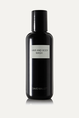 David Mallett - Hair & Body Wash, 250ml - one size