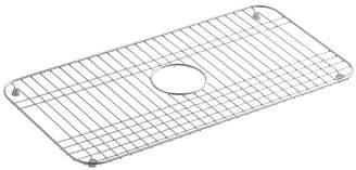 """Kohler Bakersfield Stainless Steel Sink Rack, 25"""" x 12-3/4"""""""