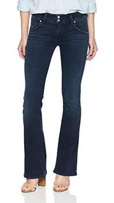 Hudson Jeans Women's Signature Petite Midrise Bootcut Flap Pocket