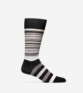 Cole Haan Town Stripe Crew Socks