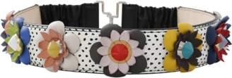 FENDI Floral Snake Belt $950 thestylecure.com