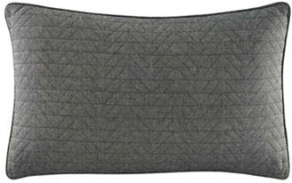 Nautica Hayes 12X18-Inch Quilted Breakfast Pillow $55 thestylecure.com
