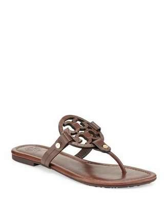 Tory Burch Miller Logo Flat Sandal