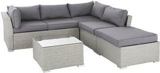 Very Athens 4-Piece Corner Set With Table And Chaise