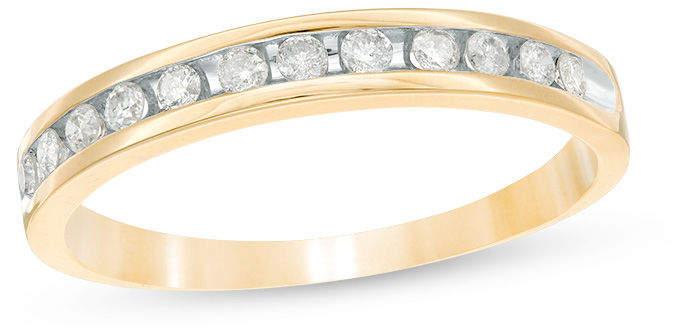 Zales 1/4 CT. T.W. Diamond Love Ring in 10K Gold