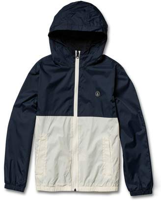 Volcom Ermont Hooded Nylon Jacket