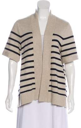 Rag & Bone Striped Knit Cardigan
