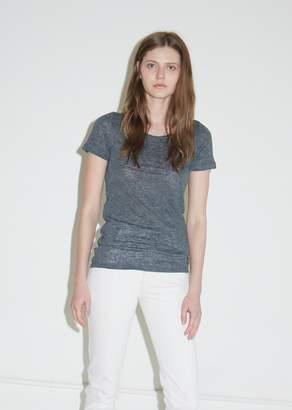 Isabel Marant Vika Linen T-Shirt