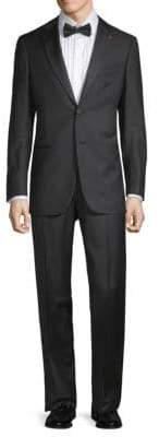 Isaia Classic Wool Suit