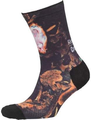 Reebok CrossFit Wildlife II Crew Socks Black